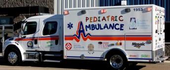 Pediatric-Ambulance