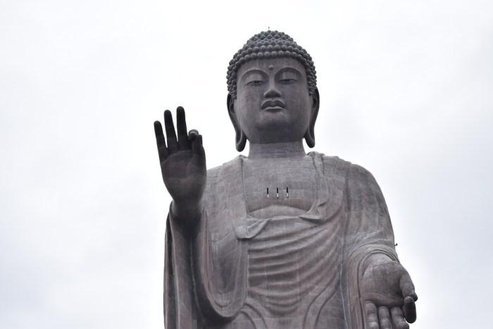 Statue du Bouddha Amida Nyorai