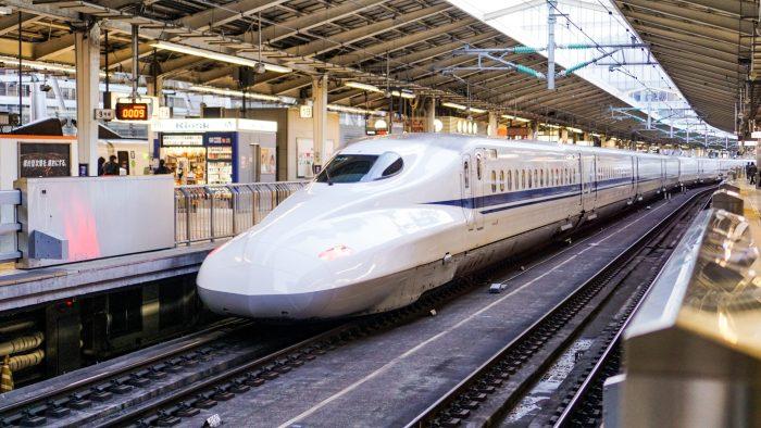 train Shinkansen Japon