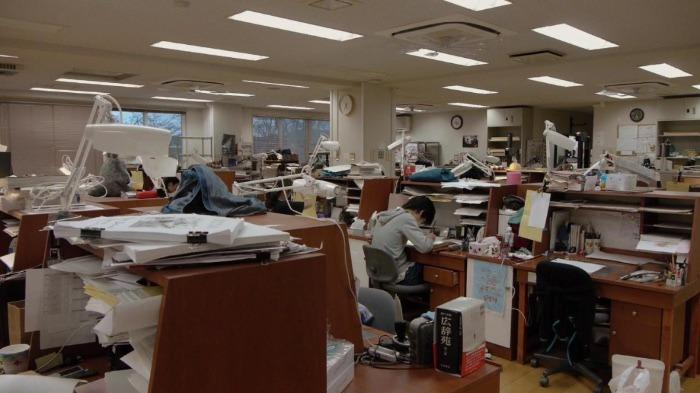Travailler dans les studios Ghibli est un rêve pour de nombreux mangaka.