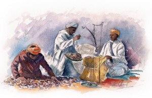 La vente des figues