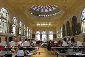Bibliothèque du patrimoine à toulouse photo