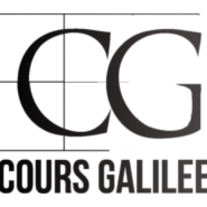 logo cours galilee carré