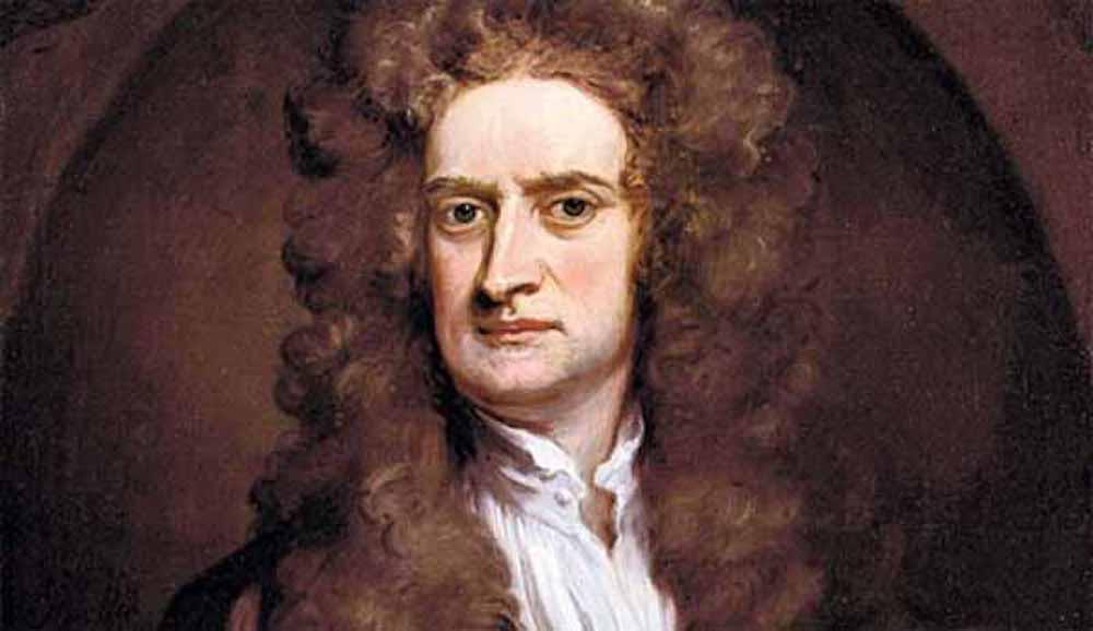 Isaac Newton, professeur particulier