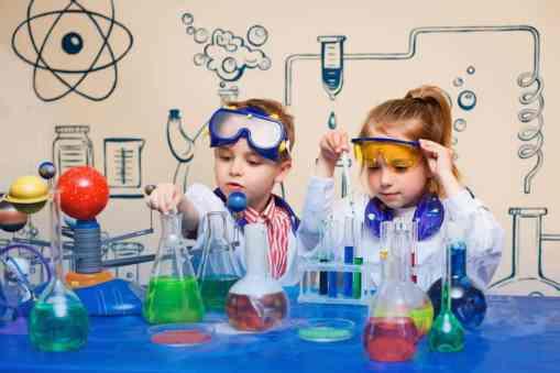 chimie enfant cours