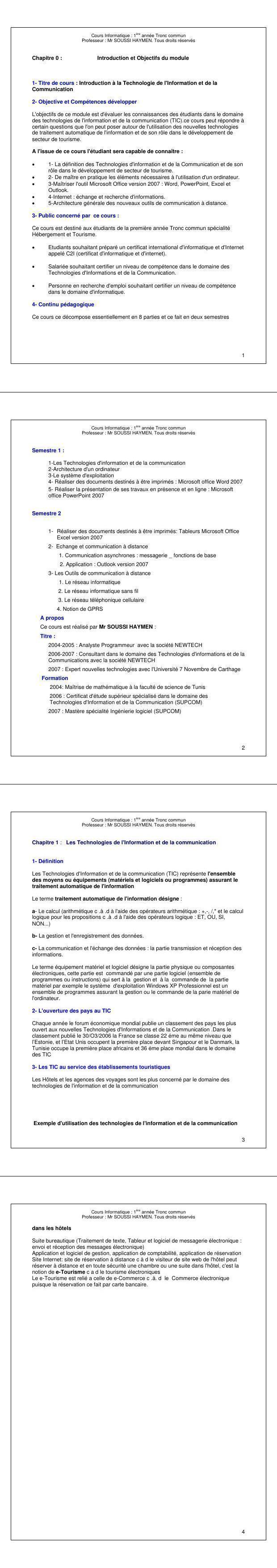 Microsoft Word 2007 Gratuit Complet : microsoft, gratuit, complet, Télécharger, Cours, S.v.t, 4ème, Gratuit, PDFprof.com