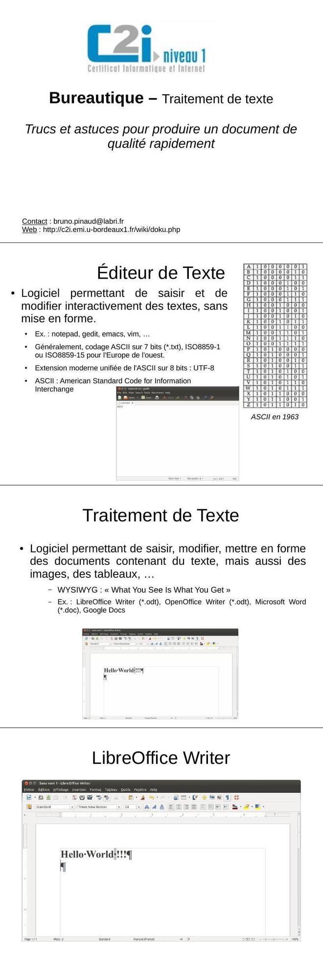 Traitement De Texte Pdf : traitement, texte, Cours, Complet, Secretariat, Bureautique, Traitement, Texte