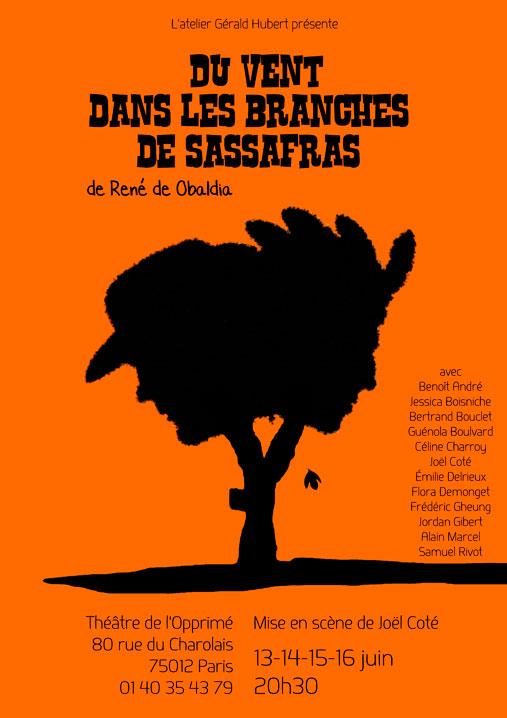 Du Vent Dans Les Branches De Sassafras : branches, sassafras, Branches, Sassafras, Atelier, Gérald, Hubert