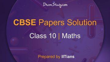 10 maths cbse