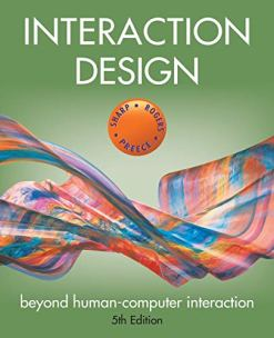 Interaction Design: Beyond Human-Computer Interaction 5th Edition