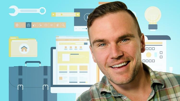 Ultimate Web Designer Developer Course Build 23 Projects