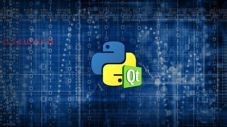 Learn Python GUI programming using Qt framework