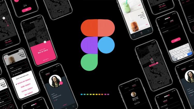 Design Prototype a Mobile UI UX Experience Learn Figma