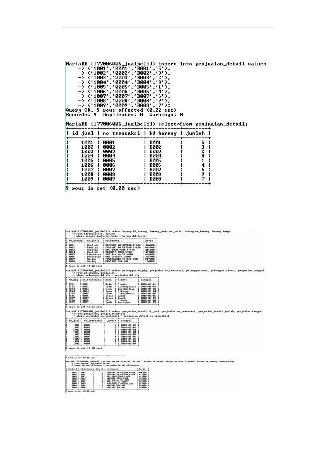 Pengertian Relasi Antar Tabel : pengertian, relasi, antar, tabel, RELASI, ANTAR, TABEL.docx, TABEL, Tujuan, Praktikum, Untuk, Mengetahui, Memahami, Tentang, Relasi, Antar, Tabel, Dapat, Course