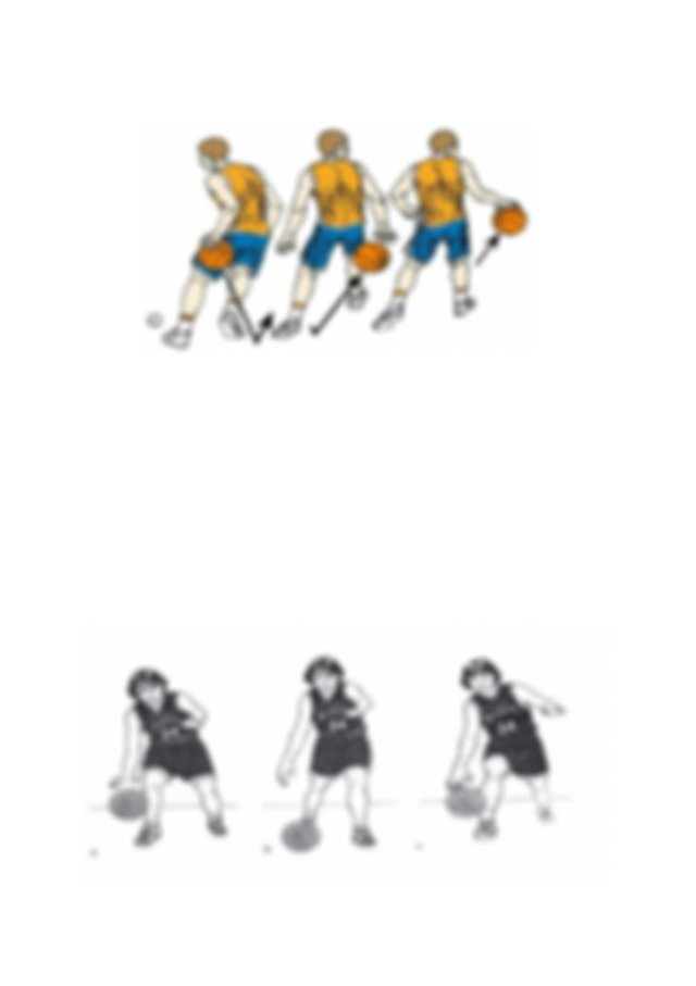 Teknik Dasar Menggiring Bola Basket : teknik, dasar, menggiring, basket, Dokumen, (2).docx, TEKNIK, DASAR, PERMAINAN, BASKET, Permainan, Basket, Dimainkan, Lapangan, Tertutup, Terbuka, Dengan, Course