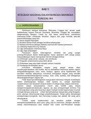 PDF Identitas Nasional Sebagai Salah Satu Determinan Dalam