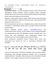 Jawaban Jazakallah Khairan Katsiran : jawaban, jazakallah, khairan, katsiran, Jazakallahu, Khairan.docx, Khairan, Jazakumullahu, Jawabannya, TERLENGKAP, Salamadian, \u2013, Course