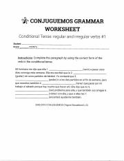 Conjuguemos Answers : conjuguemos, answers, Conjuguemos, Practice, Worksheet, Answers, Promotiontablecovers