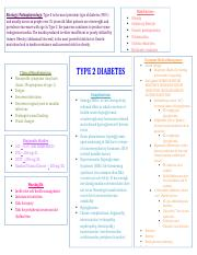 Concept Map: Type 2 Diabetes Mellitus by Mai Marcelino