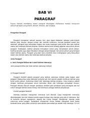 Contoh Paragraf Paralelisme : contoh, paragraf, paralelisme, Sebab, Dapat, Berfungsi, Sabagai, Kalimat, Utama, Akibat, Sebagai, Course