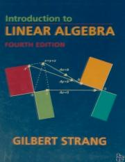Differential Equations And Linear Algebra Gilbert Strang Pdf : differential, equations, linear, algebra, gilbert, strang, Introduction, Linear, Algebra-, Gilbert, Strang.pdf, Algebra, Fourth, Edition, Strang, INTRODUCTION, LINEAR, ALGEBRA, Course