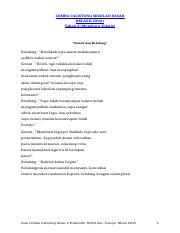 Soal Calistung Kelas 2 : calistung, kelas, Contoh, Pidato, Lengkap, Februari