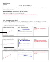 Moving Man Simulation Answers : moving, simulation, answers, Moving, Jackeline, Rosales, Period, Physics, Today, Simulation, Explore, Course