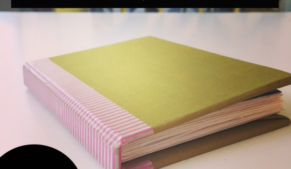 diy hardcover book case