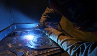 basic mig welding metal
