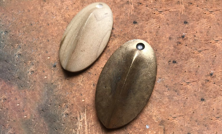 carving hardwood for sand