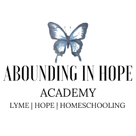 Abounding in Hope Logo