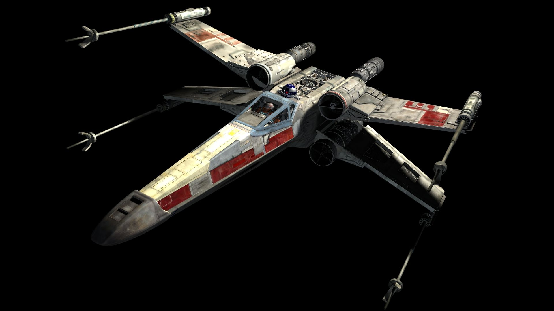 top 5 star wars rebel alliance fighters from the original trilogy creamer 39 s cinema craze. Black Bedroom Furniture Sets. Home Design Ideas