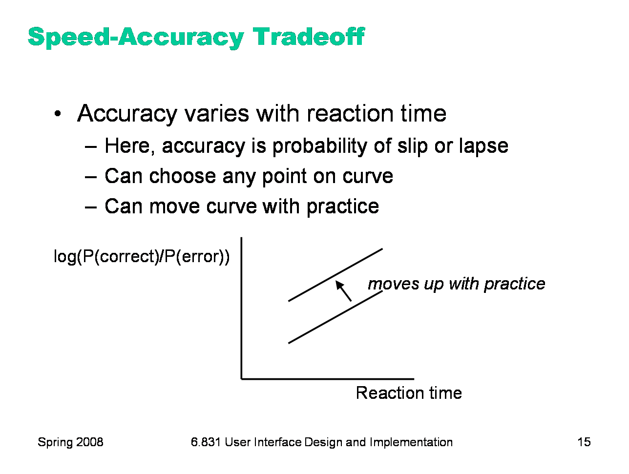 avoiding grammar mistakes is a speed accuracy trade off motivated