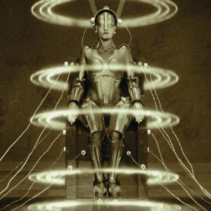 Still from the film Metropolis