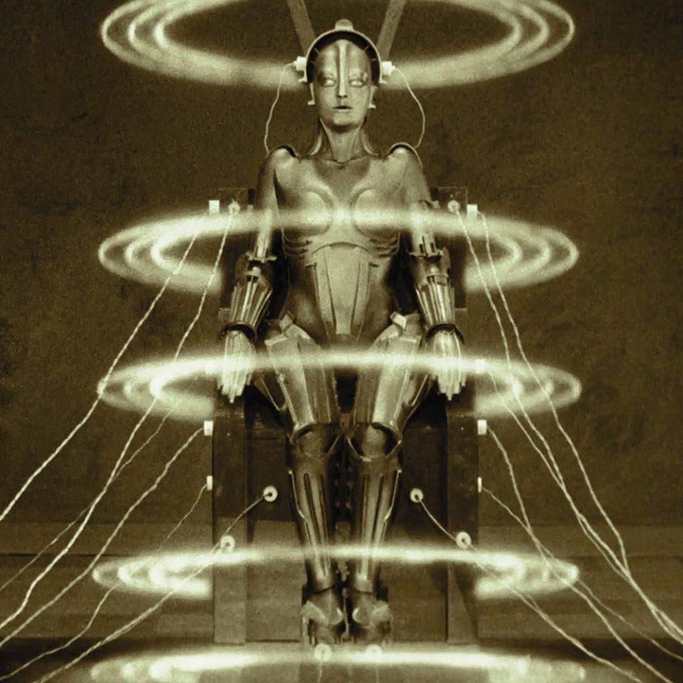 Still from the film Metropolis