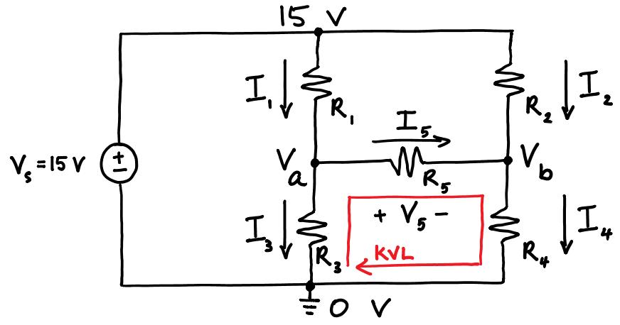 Calculate Voltage Drop Across Each Resistor In Series