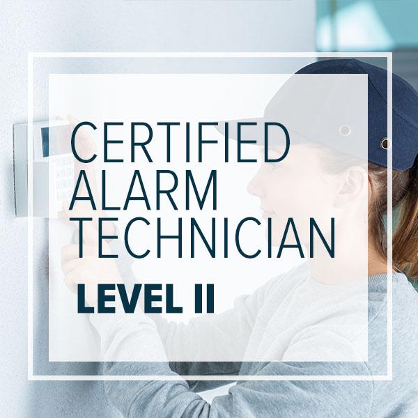 Certified Alarm Technician (CAT) Level II Archives - ESA ...