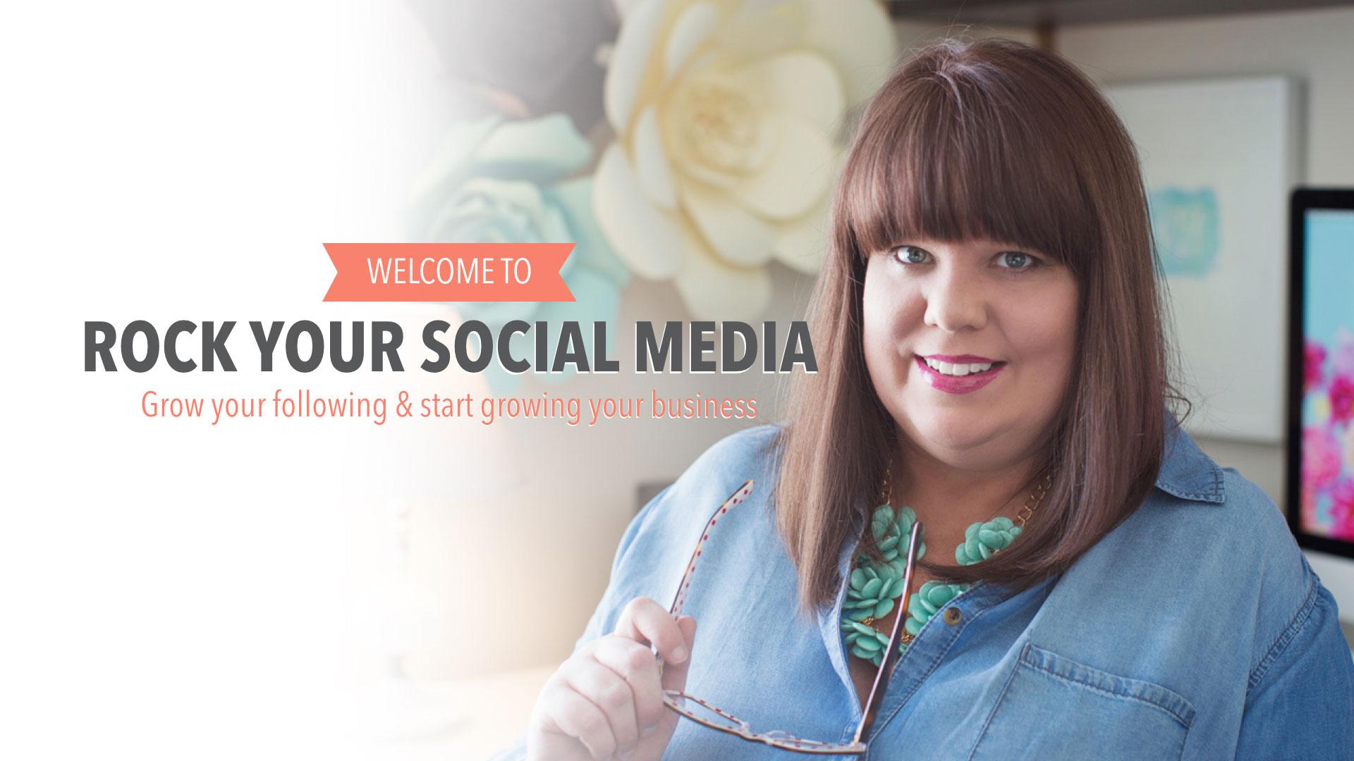 Rock Your Social Media