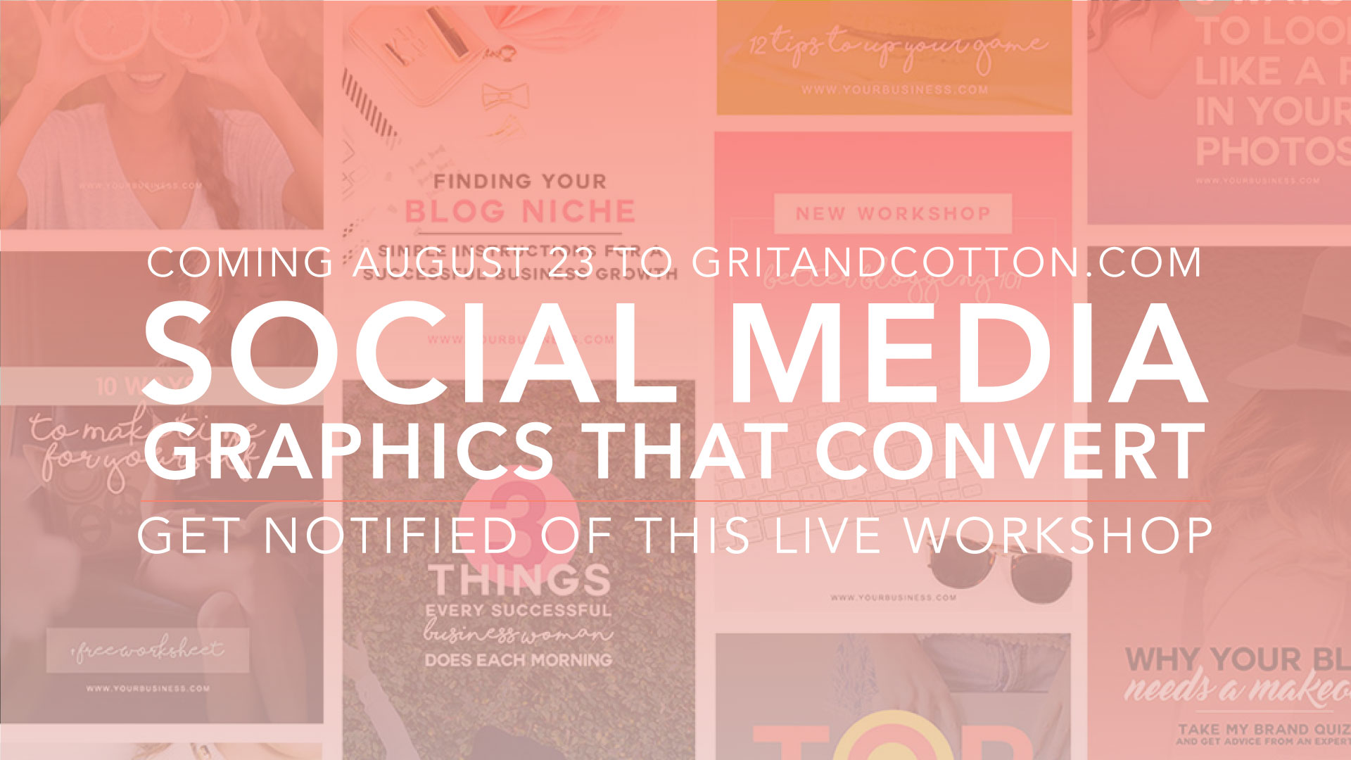Social Media Graphics that Convert