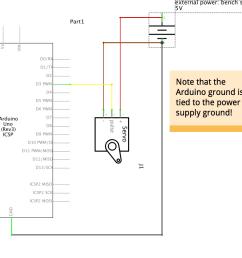 arduino code to move the servo around a bit [ 1137 x 831 Pixel ]