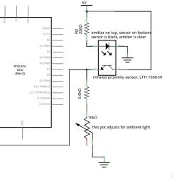 ir proximity sensor schematic  [ 1137 x 846 Pixel ]