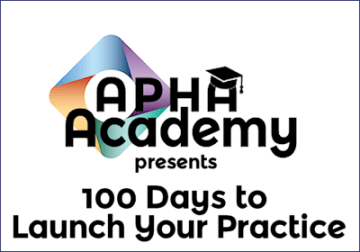 100 days to launch your health or patient advocacy practice - logo