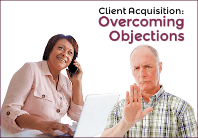 Overcoming Objections course image