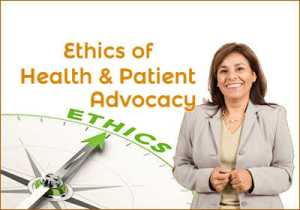 image - The Ethics of Health and Patient Advocacy course