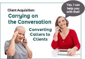 converting callers to clients - main image
