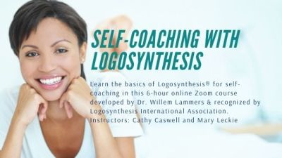 Self Coaching with Logosynthesis course March 27 2021