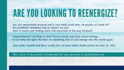 Are you looking to reenergize?