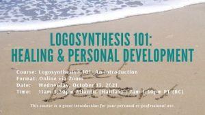 Logosynthesis 101 October 13, 2021
