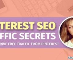 Pinterest SEO Traffic Secrets