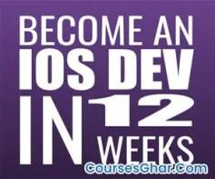 12 Week iOS Bootcamp [2GB]
